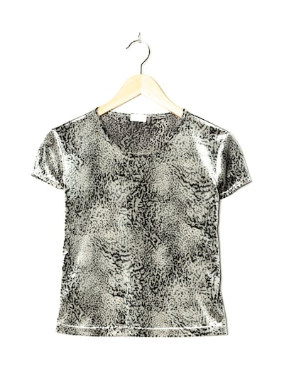 Promod Blouse & Tunic in M in Silver, Item view