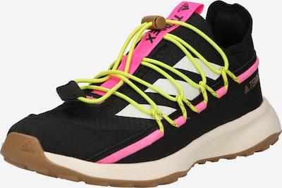 ADIDAS PERFORMANCE Outdoorschuh 'VOYAGER 21' in rosa / weinrot / schwarz, Produktansicht