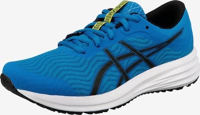 ASICS Sportschuh 'PATRIOT 12' in himmelblau / schwarz / weiß, Produktansicht