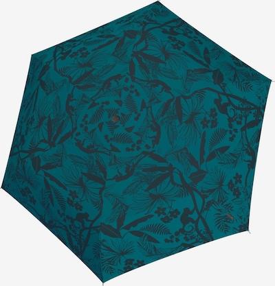 KNIRPS Parapluie en bleu / gris, Vue avec produit