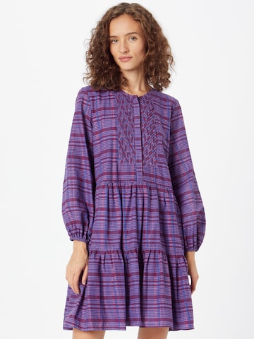 FRENCH CONNECTION Blousejurk 'AVETTA' in Lila