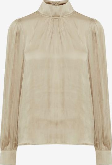 PULZ Jeans Langarmbluse 'PZDOROTA' in beige, Produktansicht