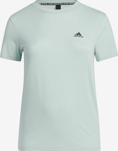 ADIDAS PERFORMANCE T-Shirt in mint / schwarz, Produktansicht