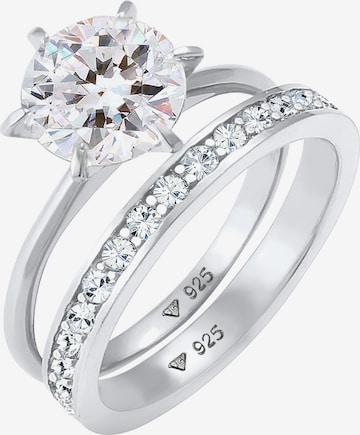 ELLI Jewelry Set in Silver