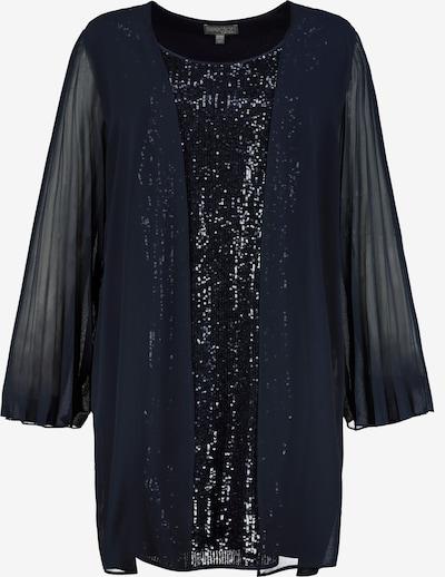 Ulla Popken Kleid '726192' in nachtblau, Produktansicht