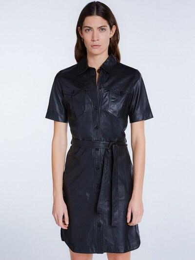SET Košeľové šaty - čierna, Model/-ka