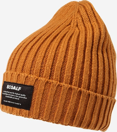 ECOALF Cepure, krāsa - zeltaini dzeltens / melns / balts, Preces skats