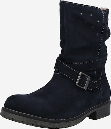 LURCHI Boots in Blue