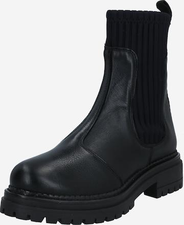 Chelsea Boots Ca'Shott en noir