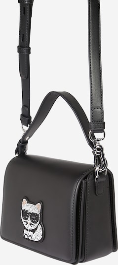 Karl Lagerfeld Torba preko ramena 'Choupette' u crna, Pregled proizvoda