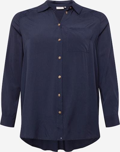 ONLY Carmakoma Blusa en azul, Vista del producto