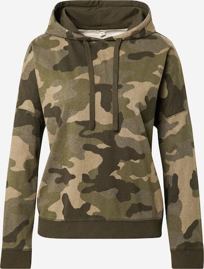 River Island Sweatshirt in Light beige / Greige / Khaki / Dark green, Item view