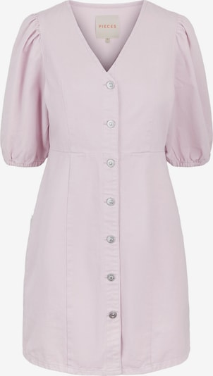 PIECES Obleka 'PCGILI' | roza barva: Frontalni pogled