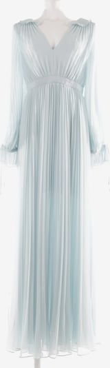 self-portrait Maxiplisseekleid in S in mint, Produktansicht