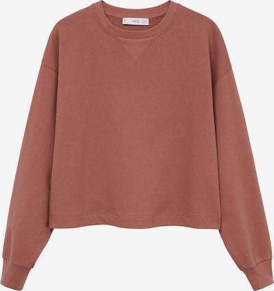 MANGO Sweatshirt 'PARIS' in de kleur Pastelrood, Productweergave