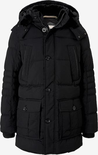 TOM TAILOR Winterjacke in schwarz, Produktansicht