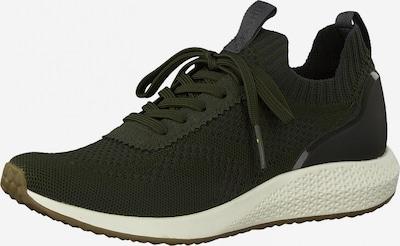 TAMARIS Sneaker in dunkelgrün, Produktansicht