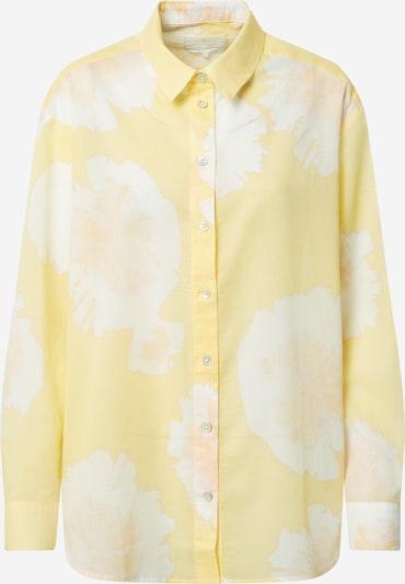 sárga / fehér LIEBLINGSSTÜCK Blúz 'Finola', Termék nézet