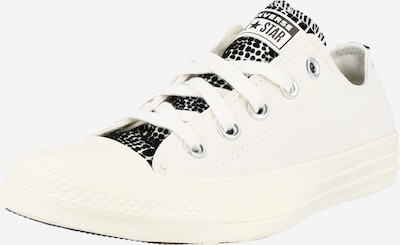 CONVERSE Sneakers low 'Chuck Taylor All Star' in Black / Off white, Item view