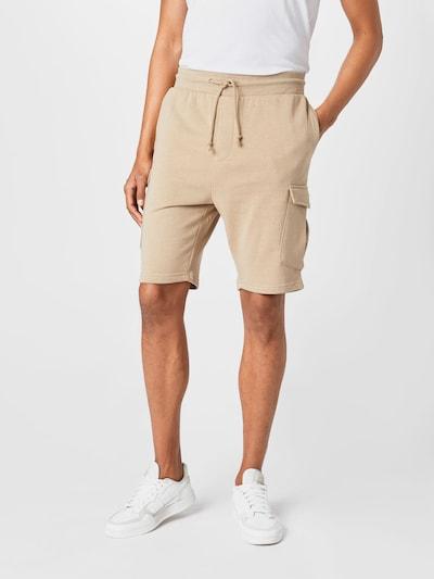 Pantaloni 'AUDEN' BRAVE SOUL di colore sabbia, Visualizzazione modelli