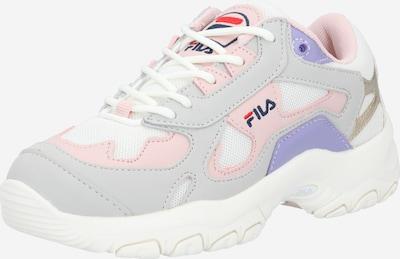 FILA Baskets en opal / rose ancienne / blanc, Vue avec produit