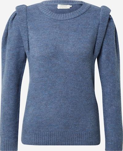 ONLY Pullover 'Sunflower' in blau, Produktansicht