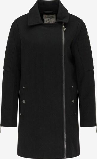 Palton de primăvară-toamnă DreiMaster Vintage pe negru, Vizualizare produs