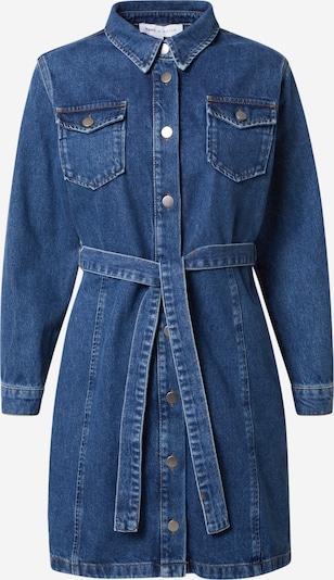 NU-IN Vestido camisero en azul, Vista del producto