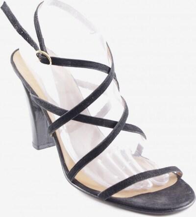 RALPH LAUREN Riemchen-Sandaletten in 40 in schwarz, Produktansicht