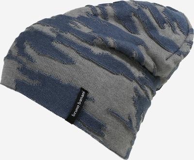 BRUNO BANANI Muts in de kleur Duifblauw / Basaltgrijs, Productweergave