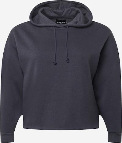 PIECES Curve Sportisks džemperis 'CHILLI', krāsa - naktszils, Preces skats