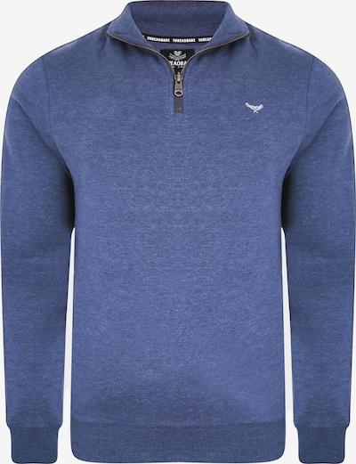 Threadbare Sweatshirt in blau, Produktansicht
