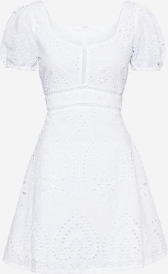 GUESS Vestido de verano 'ROBIN' en blanco, Vista del producto