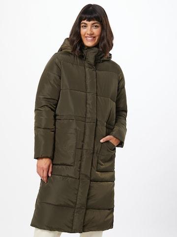 basic apparel Winter Coat 'Dagmar' in Green