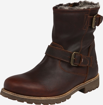 PANAMA JACK Boots 'Faust' i mørkebrun, Produktvisning