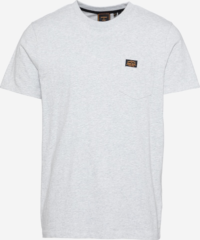 Tricou Superdry pe gri, Vizualizare produs