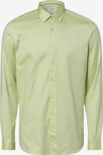OLYMP Hemd in grün / hellgrün, Produktansicht