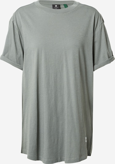 G-Star RAW T-shirt 'Lash' en gris: Vue de face