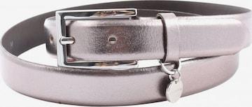 Genuine Leather Belt in XS-XL in Bronze