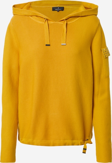 monari Pullover in curry, Produktansicht