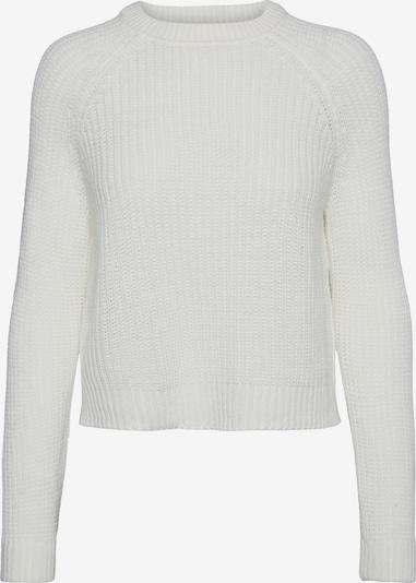 VERO MODA Пуловер 'VMLEA' в бяло, Преглед на продукта