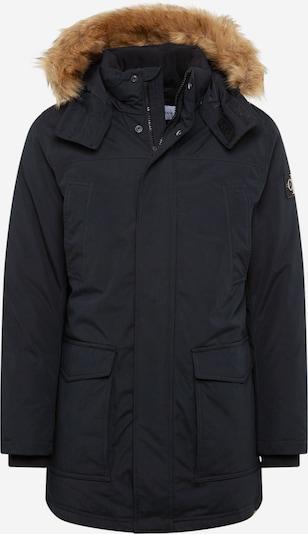 Calvin Klein Jeans Winterjas in de kleur Lichtbruin / Zwart, Productweergave