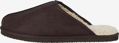 JACK & JONES Sisäkengät värissä suklaa, Tuotenäkymä