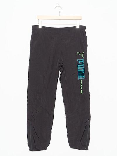 PUMA Trainingshose in 33/28 in schwarz, Produktansicht