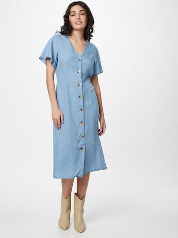 VERO MODA Blusekjoler 'VIVIANA' i blå