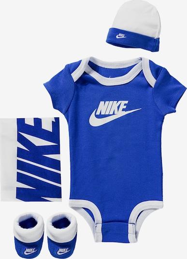 Nike Sportswear CORE FUTURA BLANKET/BODYSUIT/HAT 3PC in royalblau, Produktansicht