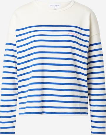 Maison Labiche Μπλουζάκι σε λευκό