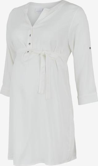 MAMALICIOUS Tunika 'Mercy' i hvid, Produktvisning