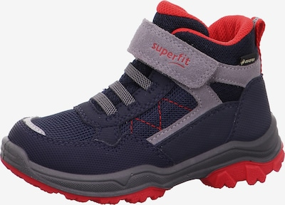 SUPERFIT Winterschuhe 'JUPITER' in navy / hellgrau, Produktansicht