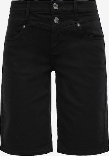 s.Oliver Bermuda in schwarz, Produktansicht